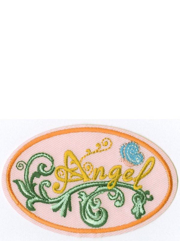 Angel. Se fler laglappar och tygmärken hos Textil   Presentia ... 0e267590aa047