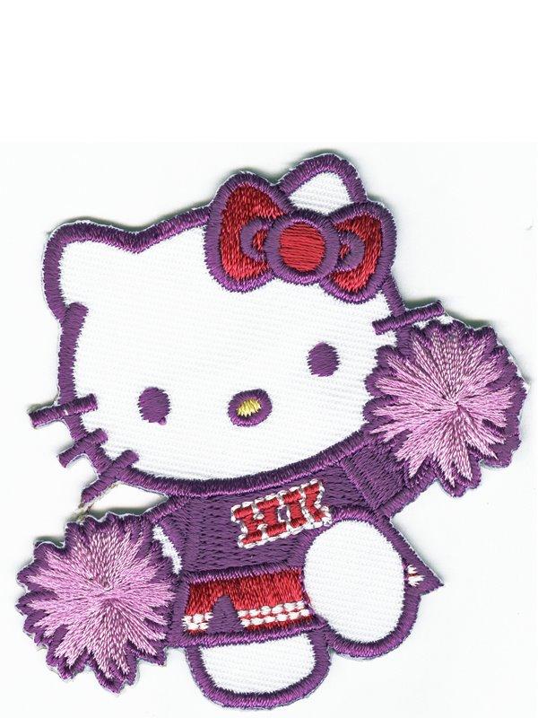 Laglapp Hello Kitty. Se fler laglappar och tygmärken hos Textil ... e8b35aa14fff7