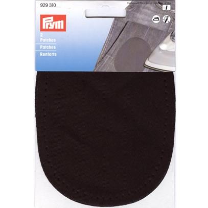 laglappar twill till byxor svart och tygmärken från textil   presentia b3234cf191ad6
