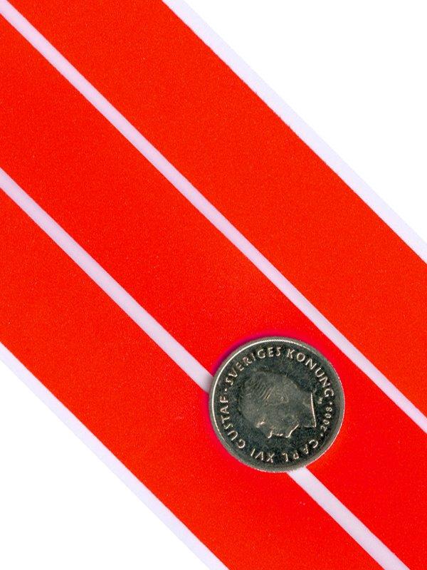 Orange reflexband 20 mm. Se mer reflexer hos Textil   Presentia ... b810a82385593