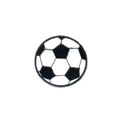 Laglapp med fotboll. Se fler laglappar och tygmärken hos Textil ... f7d6860f64baa
