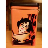Burkar Kaffe 072470 Orange