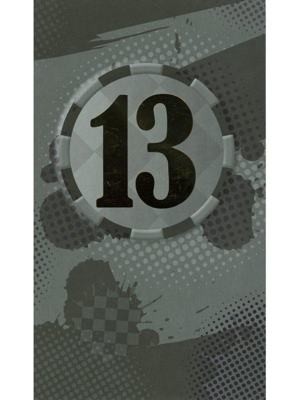 grattiskort 13 år Köpa grattiskort till flicka eller pojke som fyller 13 år på nätet  grattiskort 13 år
