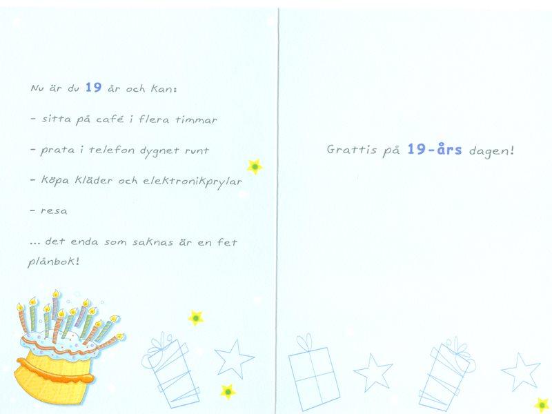text grattiskort bröllop Köpa grattiskort 19 år online. Grattiskort till den som fyller 19  text grattiskort bröllop