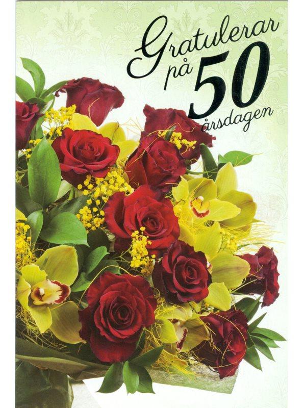 50 år bröllop 50 År   Textil & Presentia 50 år bröllop
