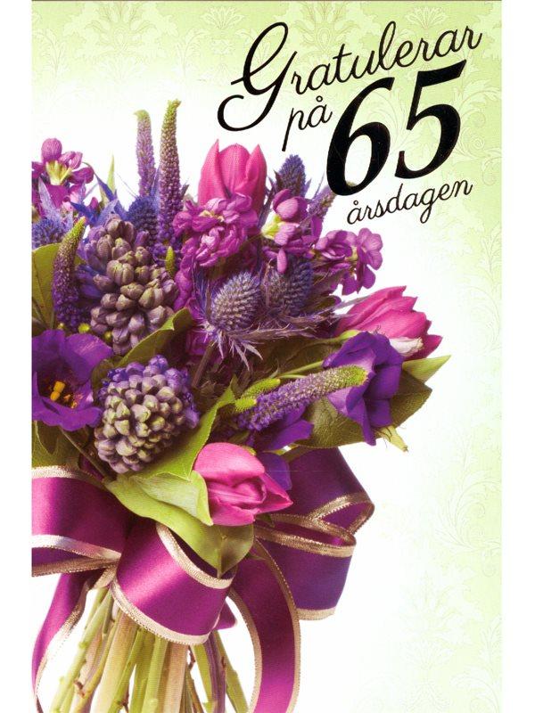 gratulationskort 65 år Grattiskort 18 år. Stor sortering av gratulationskort till alla  gratulationskort 65 år
