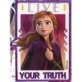 Frost Live your truth Anna